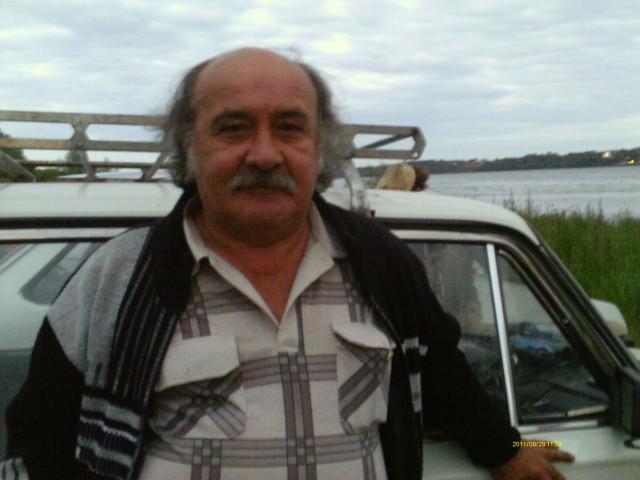 Володя Вуколов, Россия, Талдом, 62 года