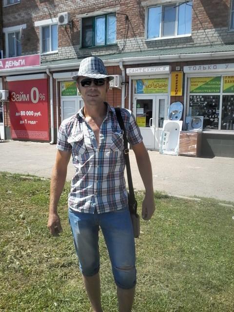 МАКСим, Россия, Белореченск, 35 лет