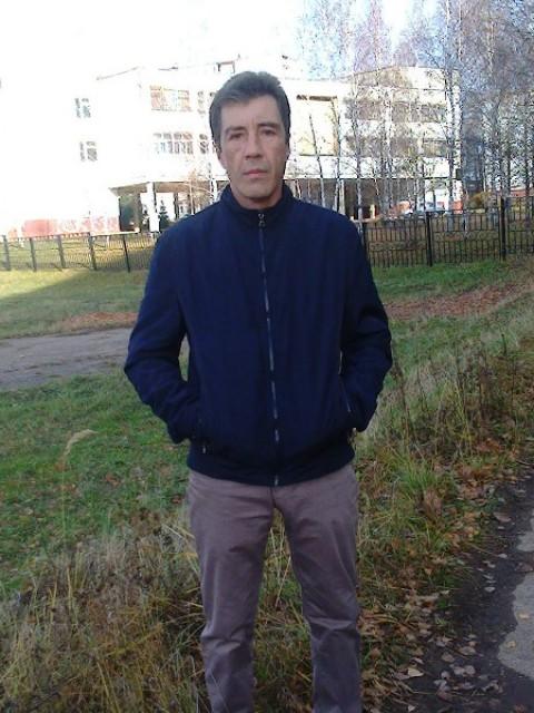 Геннадий, Россия, Рославль, 45 лет