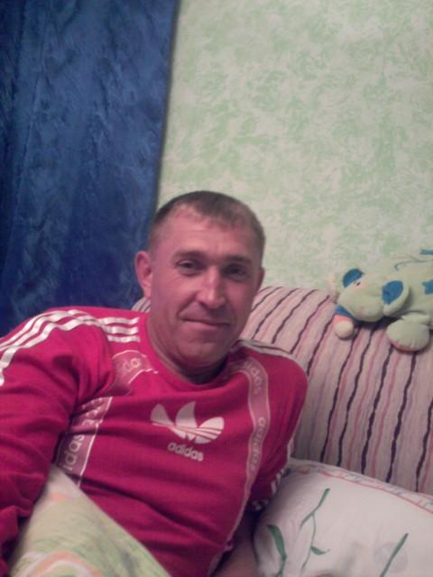 Сергей, Россия, ст.Калининская, 50 лет