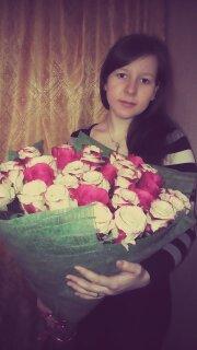 Вера, Россия, Москва, 23 года