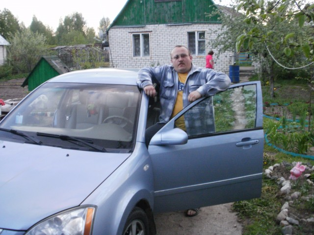 Александр, Россия, Старица, 44 года