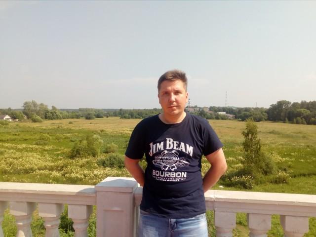Виталий, Россия, Александров, 38 лет