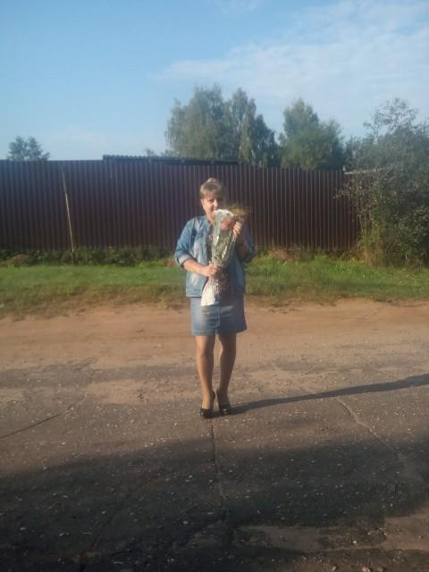 Оля Ефимова, Россия, Валдай, 39 лет