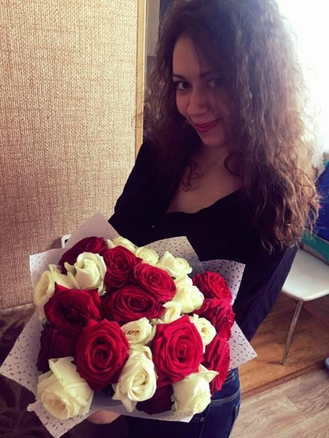 Оксана, Россия, Саранск, 28 лет