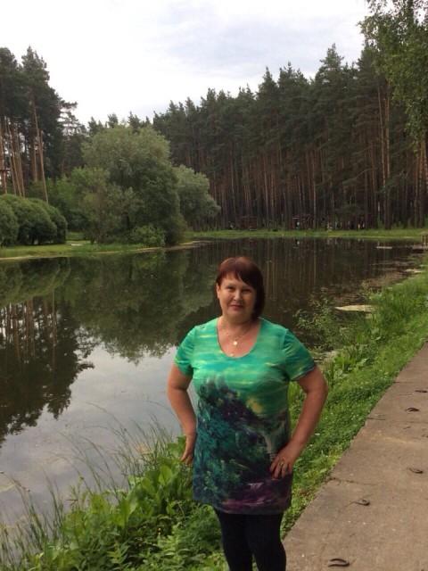 Ольга, Россия, Домодедово, 58 лет