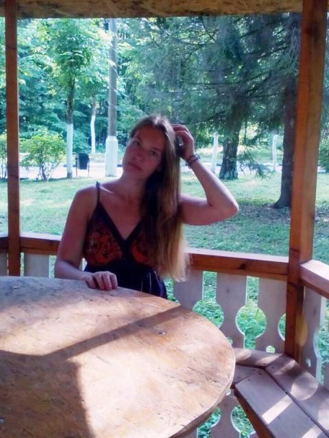 Yulia Potapova, Россия, Серпухов, 24 года
