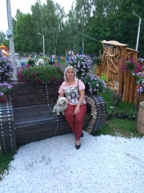 Светлана, Россия, Истра, 42 года