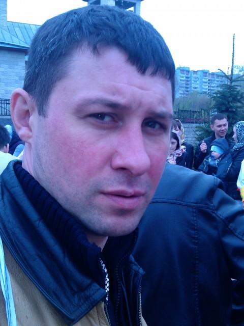 Владимир, Россия, Апрелевка, 43 года