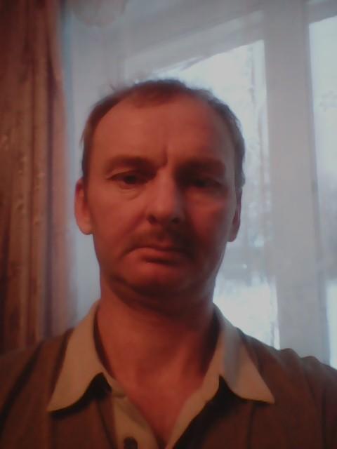 Юрий, Россия, Руза, 45 лет