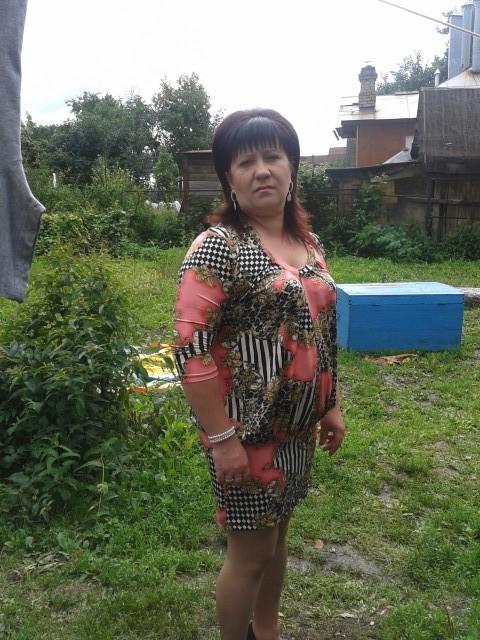Елена, Россия, Касимов, 43 года