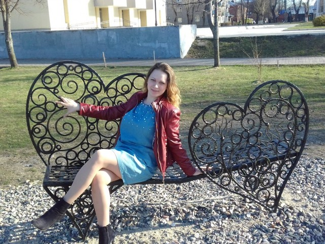 Дарья, Россия, Кинешма, 26 лет