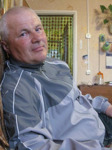 Александр Горячев, Россия, Родники, 61 год