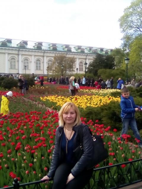 Юлия, Россия, Раменское, 38 лет