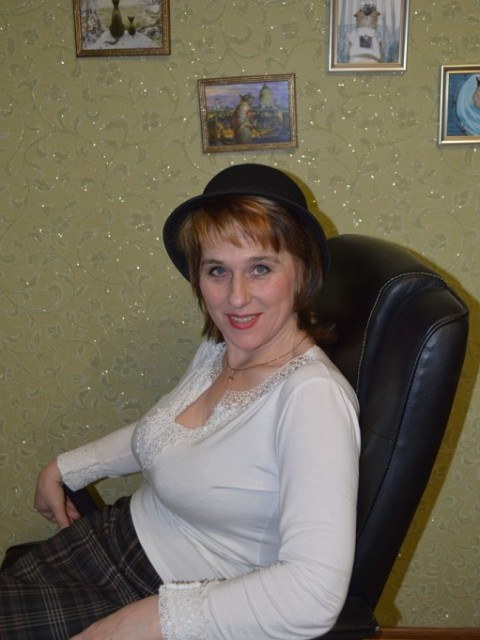 Елена Боярская (Курицына), Россия, Заволжск, 51 год