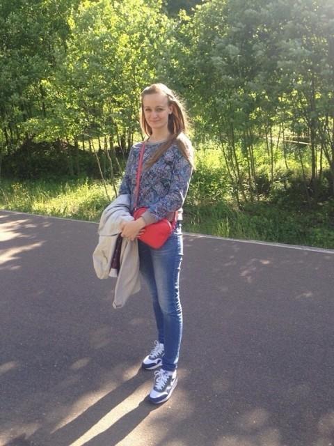 Наталья, Россия, Ногинск, 34 года