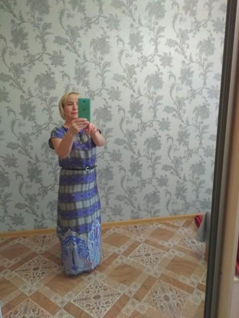 Галина, Россия, Новоульяновск, 54 года