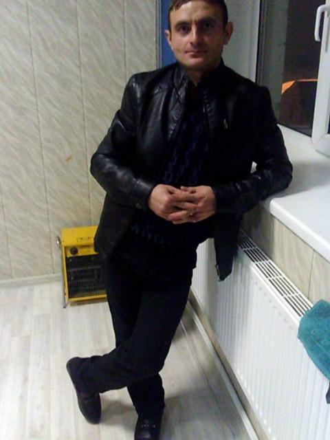 Рубен, Россия, Ногинск, 33 года