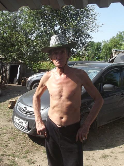 николай, Россия, Приморско-Ахтарск, 68 лет