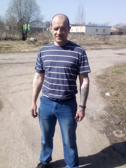 Александр, Россия, Приволжск, 44 года