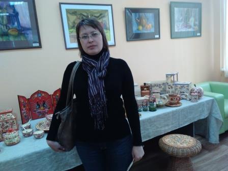 Галина, Россия, Можайск, 41 год