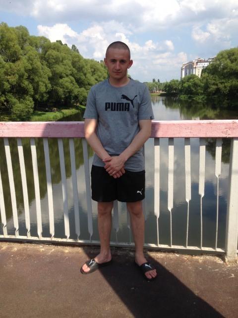 Андрей Манин, Россия, Белгород, 23 года