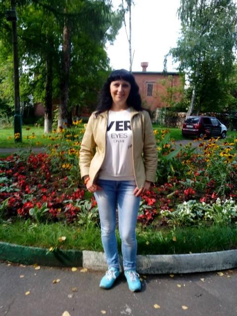 Анна, Россия, Орехово-Зуево, 41 год