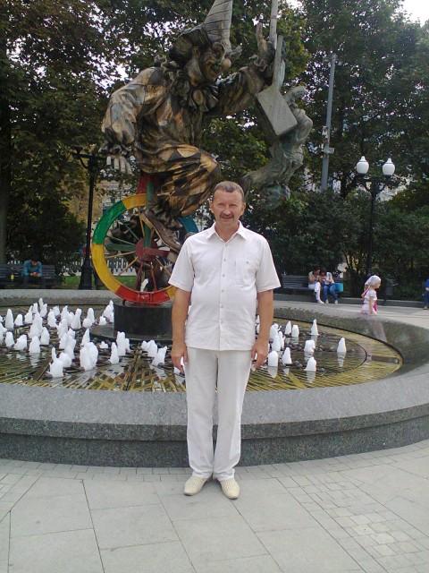 Сергей, Россия, Орехово-Зуево, 55 лет