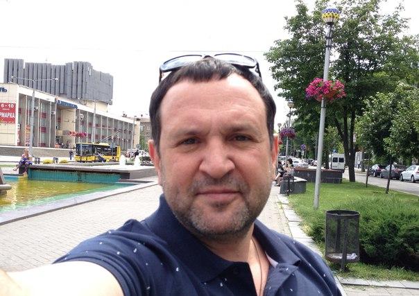 Николай Залесский, Россия, Егорьевск, 51 год