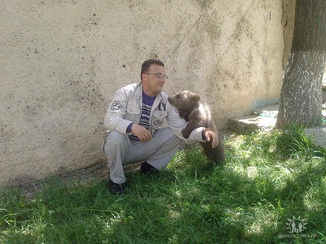 Миша Рафикович, Россия, г. Клин (Клинский район), 42 года