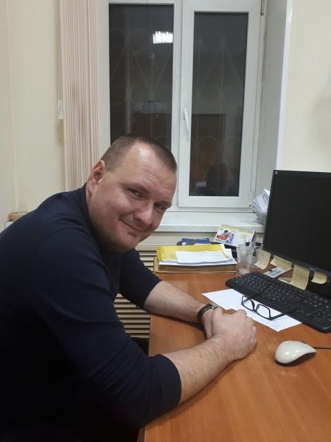 Иван, Россия, Павловский Посад, 44 года