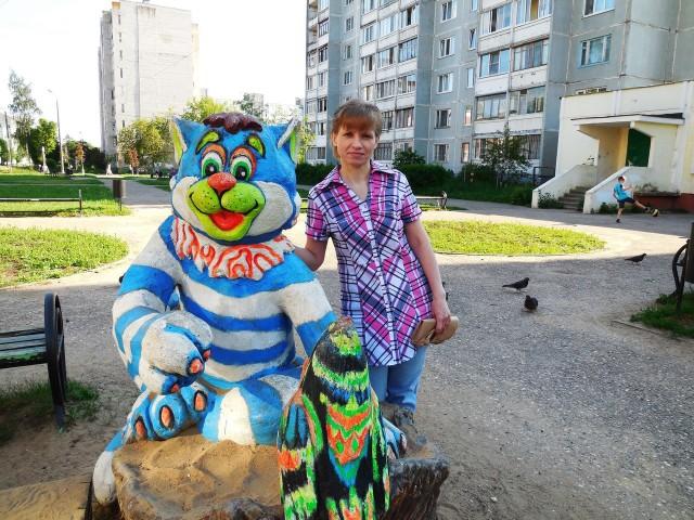 Ириша, Россия, Тверь, 50 лет