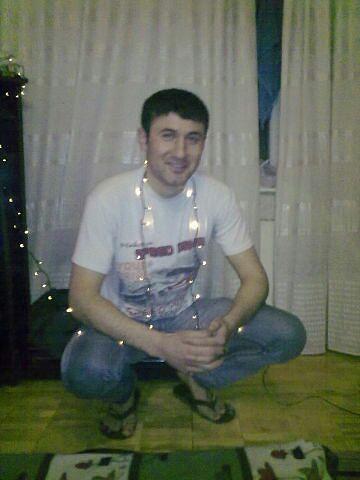 ШЕРМАТ А, Россия, Рыбинск, 32 года