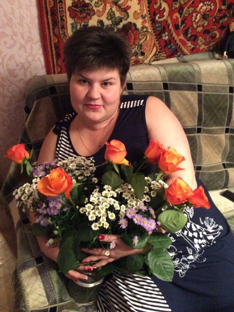 Татьяна, Россия, Дмитров, 37 лет