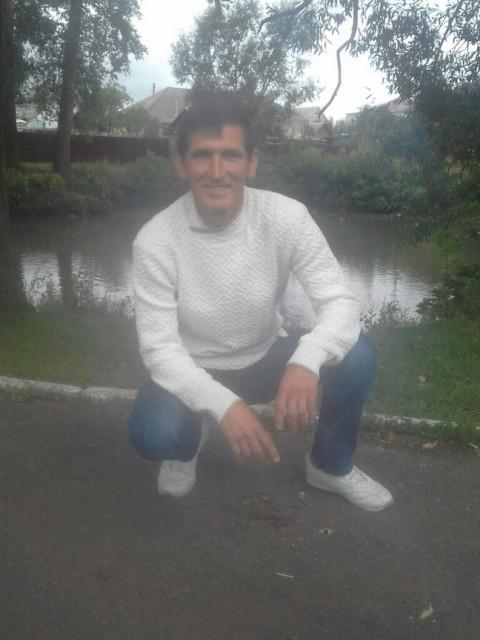 Aleksandr Grebennikov, Россия, Рыльск, 39 лет