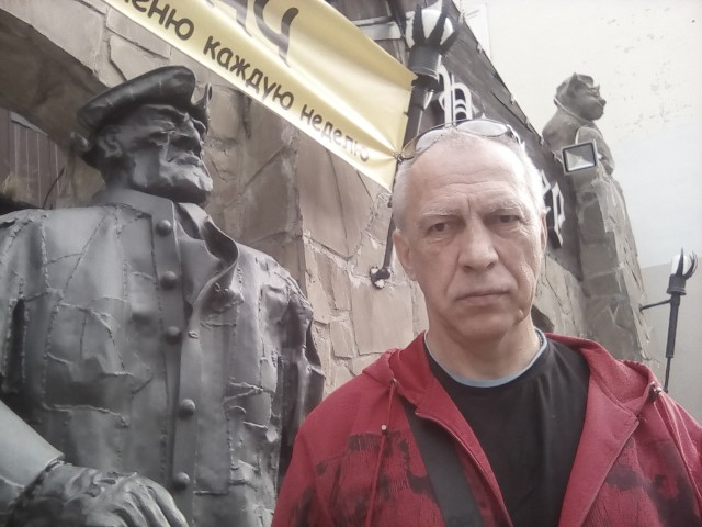 виктор, Россия, Орёл, 58 лет