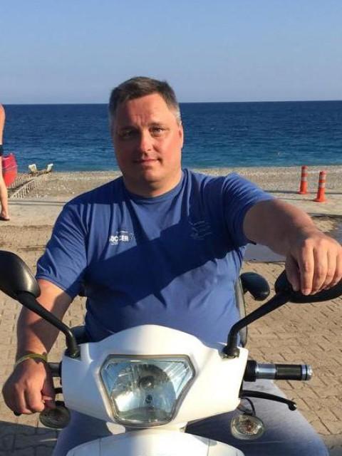 Дмитрий, Россия, ШАХОВСКАЯ, 47 лет