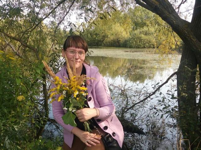 Олеся, Россия, Павловский Посад, 40 лет