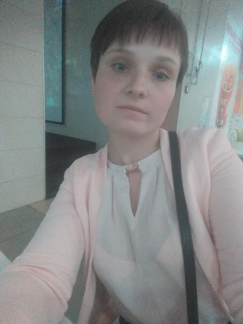 Яна, Россия, Химки, 35 лет