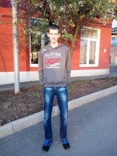 сергей фомицкий, Россия, Рыбинск, 34 года