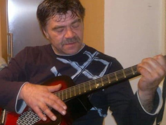 гена, Россия, Орёл, 54 года