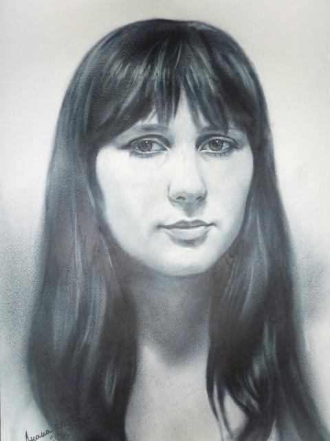 Юлия Бастрыкина, Россия, Щёлково, 31 год