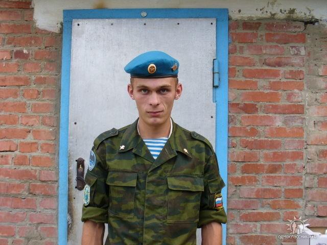 Павел Корниенко, Россия, Усть-Лабинск, 34 года