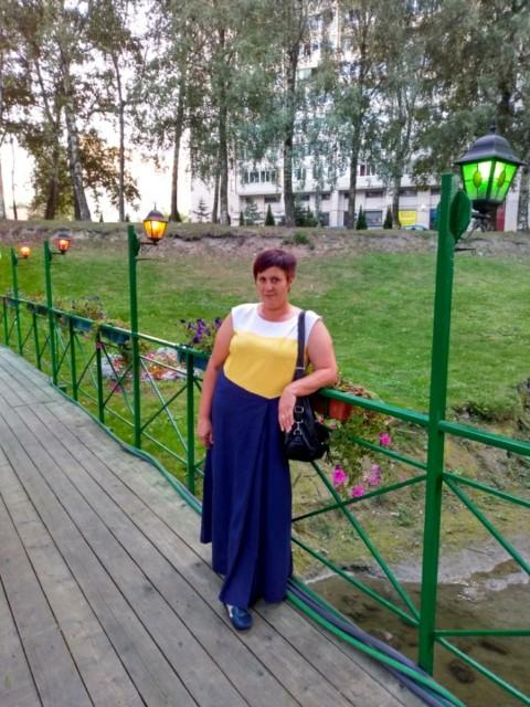 Анна Анина, Россия, Санкт-Петербург, 41 год