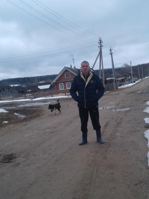 Денис, Россия, Колпино, 35 лет