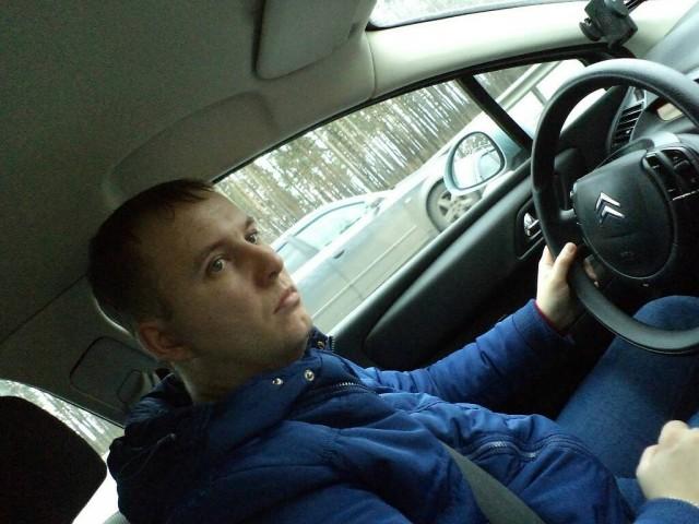 Сергей, Россия, Костерево, 36 лет