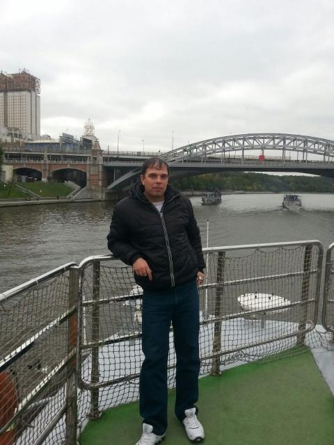 Руслан, Россия, Москва, 46 лет