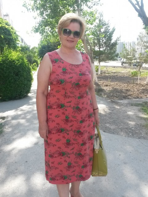 Валентина, Молдавия, Кишинёв, 61 год