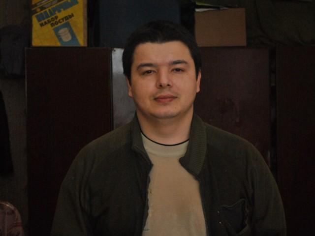 Иван, Россия, Медынь, 36 лет