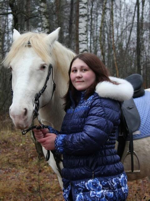 Мария, Россия, Люберцы, 29 лет